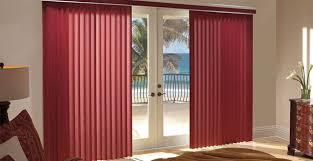 Patio Door Vertical Blinds Heavy Duty Vertical Slats Vinyl Fabric Or Pvc Inexpensive