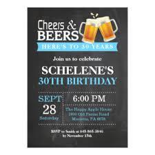 30 birthday invitations u0026 announcements zazzle