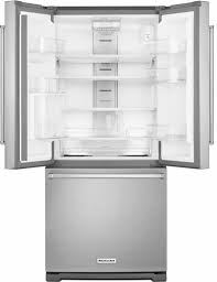Kitchenaid Counter Depth French Door Refrigerator Stainless Steel - kitchenaid 20 cu ft 36