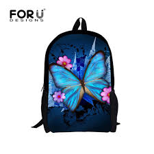 forudesigns 3d butterfly bags for cat owl