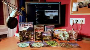 original war net the game u0027s release history documentary