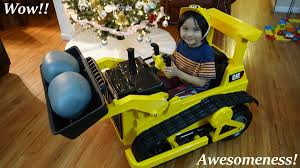 power wheels jeep yellow caterpillar bulldozer construction truck ride on power wheels walk
