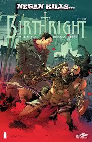 Asia Khan Bad Orb The Blot Says Sdcc 16 Exclusive U201cnegan Kills U201d Skybound Comic