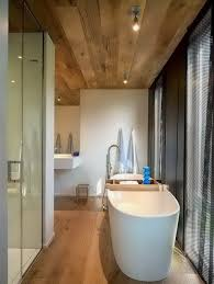 home designs beautiful wooden bathroom design in natural style and