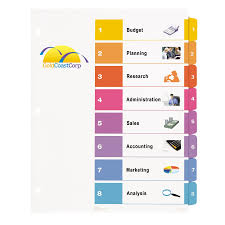 avery print on tabs template 28 templates avery table of
