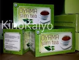 Teh Oyama jual oyama slim tea teh hijau pelangsing limited warung kopi 522