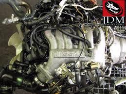 nissan frontier xe v6 99 04 nissan frontier 3 3l sohc v6 engine jdm vg33e ebay