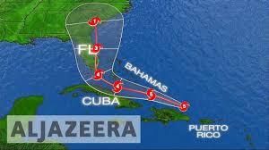 The Bahamas Map The Bahamas Braces For Hurricane Irma World News