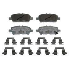nissan versa brake pads wagner brake oex ceramic disc brake pad set oex905 federal