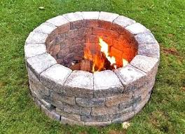 Cool Firepit Cool Firepit Building A Pit Via Pit Cover Canada