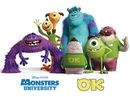monsters university wallpapers disney uk movies