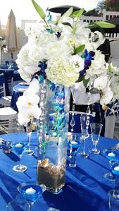 Blue Vases For Wedding Best 25 Cylinder Vase Centerpieces Ideas On Pinterest Vase