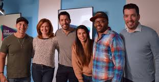 Property Brothers Cast The Property Brothers Join Us In Studio