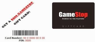 500 dollar gift card 500 gamestop gift card