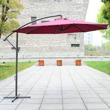 11 Foot Patio Umbrella Outdoor Costco Outdoor Umbrella 11 Foot Cantilever Umbrella