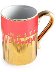 Unusual Mugs Nasty Woman Mug You Go Collection Rosanna Feminist