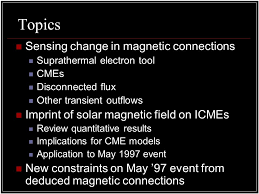 heliospheric transients and the imprint of their solar sources