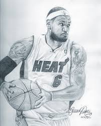 original aceo michael jordan chicago bulls nba basketball sketch