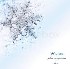 snowflake blue decorative border beautiful blue cold frozen snow