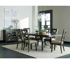 Dallas Grey  Pc Dining Group Badcock More Beautiful Dining - Dining room furniture dallas