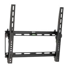Monitor And Keyboard Wall Mount Tilt Wall Mount 26 55 Inch Tvs Monitors Dwt2655xe Tripp Lite