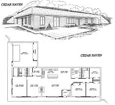 cedar haven home design like how they did the garage on this one