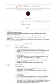 Sample Call Center Agent Resume by Travel Consultant Resume Samples Visualcv Resume Samples Database