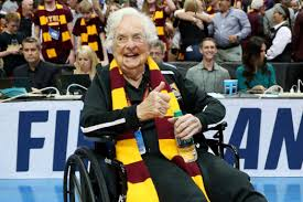 Old Lady College Meme - sister jean inspires memes and loyola in ncaa tournament