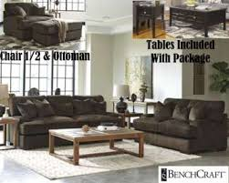 Bench Craft Leather Inc Living Room Furniture Buy Now Pay Later Financing Low Or Bad
