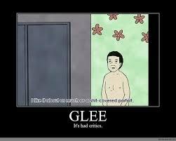 Glee Meme - glee anime meme com