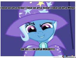 Trixie Meme - mlp trixie logic by zimossaintsrow3 meme center