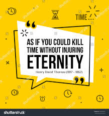 education quotes henry david thoreau vector illustration inspirational motivational quote you stock