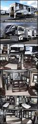 Cyclone 4200 Floor Plan Best 25 5th Wheel Toy Hauler Ideas On Pinterest Lowes Trailers