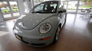 2009 volkswagen beetle leather sunroof 2010 volkswagen new beetle coupe final edition stk p2835 for
