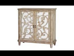 Pulaski Wine Cabinet Mirrored Accent Cabinet With Wine Storage By Pulaski Furniture