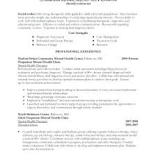 Social Work Resume Sample Sample Social Worker Resume No Experience Administrative Assistant