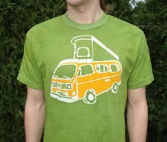 hippie volkswagen drawing volkswagen westfallia vw vanagon bus hippie van batik tee