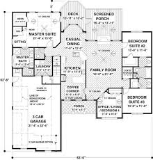 one level home plans 41 best house plans images on floor plans home