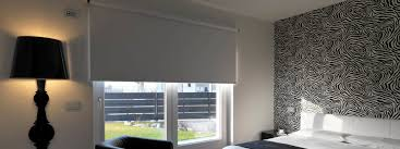 blackout roll up blinds materials parts and motorization