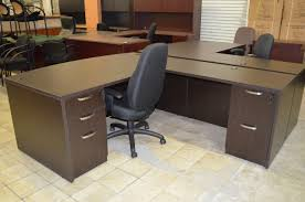 L Shaped Office Desk Furniture Espresso L Shape Desk Office Furniture Warehouse