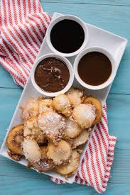 mini funnel cake desserts thebestdessertrecipes com