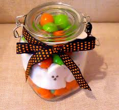 Halloween Candy Jars by October 2013 Always The Most Wonderful Time