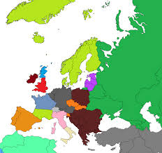 France On Europe Map by Europe 1430 1430 Throughout Map Games Roundtripticket Me
