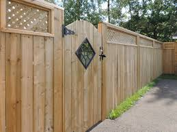 wood and wooden fence pvc vinyl fundy fencing ltd