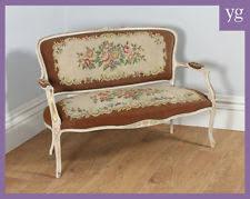 Antique French Settee French Settee Antique Furniture Ebay