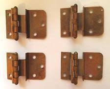 copper cabinet hinges ebay