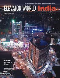 mitsubishi electric elevator logo elevator world india 2nd quarter 2015 by elevator world issuu