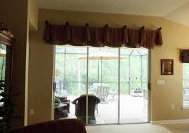 Big Sliding Windows Decorating Home Decoration Patio Sliding Door Window Treatment Ideas