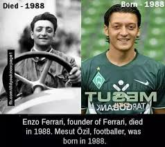 enzo anselmo reincarnation between mesut ozil and enzo naij com
