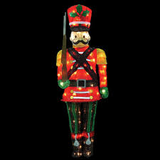 Home Depot Decorations 72 In Pro Line Led Wire Decor Toy Drummer Boy 96567 Mp1 The
